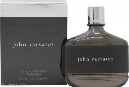 John Varvatos John Varvatos Eau de Toilette 75ml Vaporizador