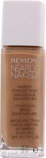 Revlon Nearly Naked Base 30ml Beige Natural - SPF20