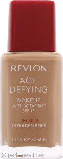 Revlon Age Defying Base 37ml Piel Seca - 13 Beige Dorado