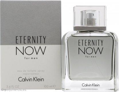 Calvin Klein Eternity Now For Men Eau de Toilette 100ml Vaporizador