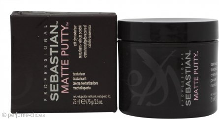 Sebastian The Form Range Texturizador Fijación Mate 75ml