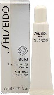 Shiseido Ibuki Crema Correctora Ojos 15ml