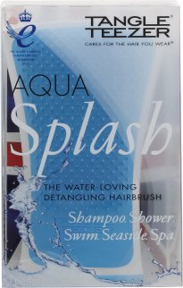 Tangle Teezer Cepillo Desenredante Cabello Aqua Splash - Blue Lagoon