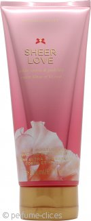 Victoria's Secret Sheer Love Crema de Manos y Cuerpo 200ml