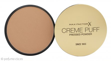 Max Factor Creme Puff Polvo Presionado - Recambio Traslúcido
