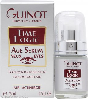 Guinot Time Logic Serum Edad Yeux for Eyes 15ml