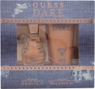 Guess Dare Set de Regalo 50ml EDT + 200ml Loción Corporal