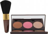Sunkissed Bronze and Contour Set de Regalo 3.5g Bronceador + 3.5g Colorete + 3.5g Resaltador + Aplicador + Cepillo Colorete