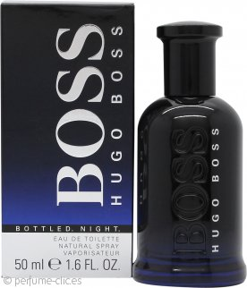 Hugo Boss Boss Bottled Night Eau de Toilette 50ml Vaporizador