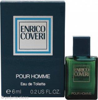 Enrico Coveri Pour Homme Eau de Toilette 6ml Mini