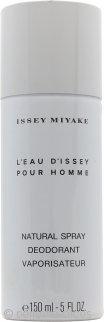 Issey Miyake L'Eau d'Issey Pour Homme Desodorante en Vaporizador 150ml