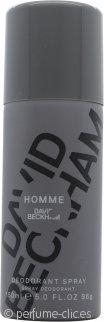 David Beckham David Beckham Homme Desodorante en Vaporizador 150ml