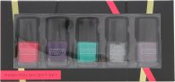 Active Cosmetics Posh Polish Set de Regalo 5 x 7ml Esmaltes de Uñas
