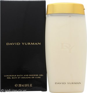David Yurman Gel de Ducha & Baño 200ml