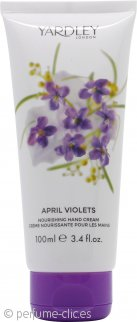 Yardley April Violets Crema de Manos 100ml