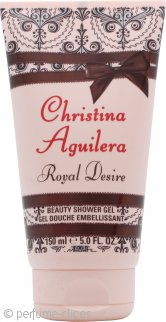 Christina Aguilera Royal Desire Gel de Ducha 150ml
