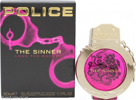 Police The Sinner Eau de Toilette 50ml Vaporizador