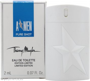 Thierry Mugler A*Men Pure Shot Eau de Toilette 2ml Vaporizador - Edición Limitada