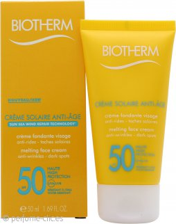 Biotherm Creme Solaire Crema Facial Anti-Edad 50ml FPS50