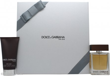 Dolce & Gabbana The One Set de Regalo 50ml EDT + 75ml Bálsamo Aftershave