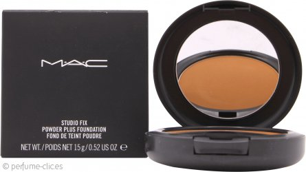 MAC Studio Fix Polvo y Base 15g - NW48