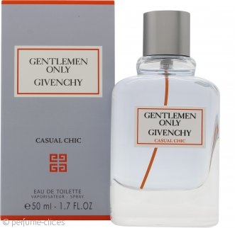 Givenchy Gentlemen Only Casual Chic Eau de Toilette 50ml Vaporizador