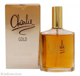 Revlon Charlie Gold Eau Fraiche 100ml Vaporizador