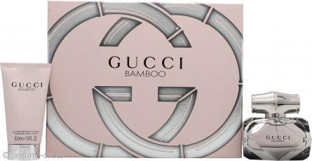Gucci Bamboo Set de Regalo 30ml EDP + 50ml Vaporizador Corporal