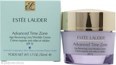 Estee Lauder Advanced Time Zone Age Reversing Line/Crema Arrugas FPS15 50ml