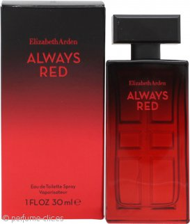 Elizabeth Arden Always Red Eau de Toilette 30ml Vaporizador