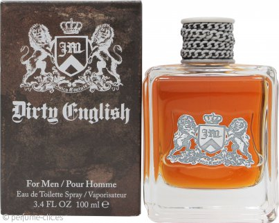 Juicy Couture Dirty English Eau de Toilette 100ml Vaporizador