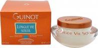 Guinot Longue Vie Soleil Crema Facial Antes y Después del Sol 50ml