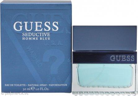 Guess Guess Seductive Homme Blue Eau de Toilette 30ml Vaporizador