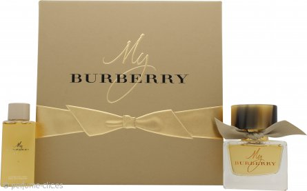 Burberry My Burberry Set de Regalo 50ml EDP + 75ml Gel de Ducha