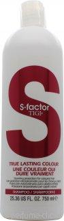 Tigi S-Factor True Lasting Colour Champú 750ml