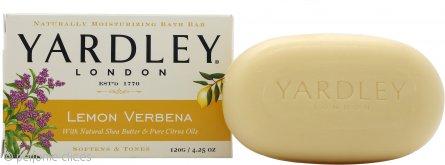 Yardley Lemon Verbena Jabón 120g