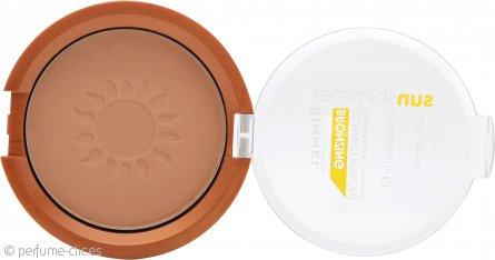 Rimmel Sun Shimmer Polvo Compacto Brillo Ligero - 11g