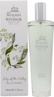 Woods of Windsor Lily of the Valley Eau de Toilette 100ml Vaporizador