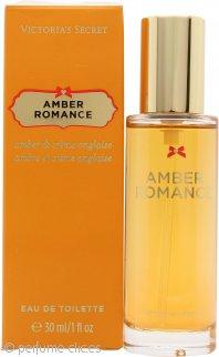 Victorias Secret Amber Romance Eau de Toilette 30ml Vaporizador