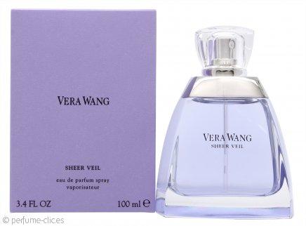 Vera Wang Sheer Veil Eau de Parfum 100ml Vaporizador