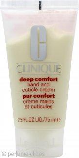 Clinique Deep Comfort Crema de Manos y Cutículas 75ml