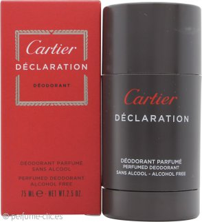 Cartier Declaration Desodorante en Barra 75g