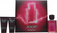 Joop! Joop Homme Set de Regalo 75ml EDT + 50ml Gel de ducha + 50ml Bálsamo Aftershave
