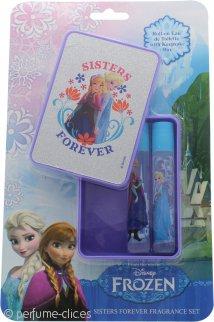 Disney Frozen Set de Regalo 2 x 8ml EDT + Caja Recuerdos Brillante