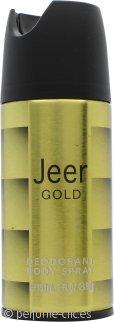 Jeer Gold Desodorante Corporal Vaporizador 150ml
