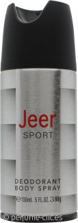 Jeer Sport Desodorante Corporal Vaporizador 150ml