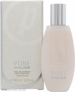 Police Pure DNA Femme Eau de Toilette 30ml Vaporizador