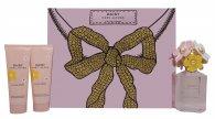 Marc Jacobs Daisy Eau So Fresh Set de Regalo 125ml EDT + 150ml Locióin Corporal + 10ml Rollerball