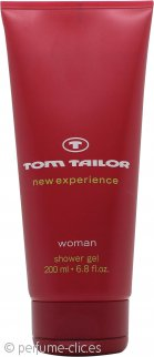 Tom Tailor New Experience Woman Gel de Baño y Ducha 200ml