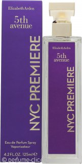 Elizabeth Arden Fifth Avenue NYC Premiere Eau de Parfum 125ml Vaporizador